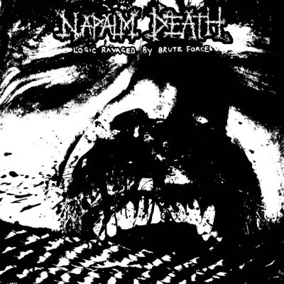 NAPALM DEATH: Logic ravaged by brute force (7″)