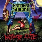 "NATIONAL SUICIDE: Video-Clip zu ""Massacre Elite"""