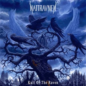 "NATTRAVNEN: weiterer Track vom ""Kult of the Raven"" Album"