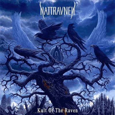 """NATTRAVNEN: weiterer Track vom """"Kult of the Raven"""" Album"""