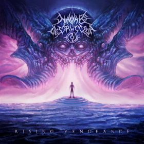"NAWABS OF DESTRUCTION: neues Technical Death Metal Album ""Rising Vengeance"" aus Bangladesch"