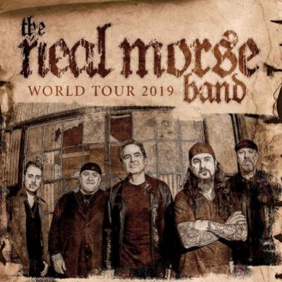 """THE NEAL MORSE BAND: auf """"The Great AdvenTOUR"""""""