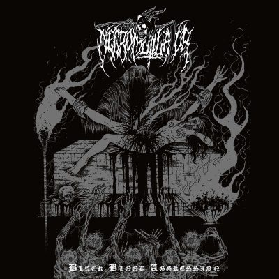 NECROMUTILATOR: Black Blood Aggression