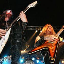NECROPHOBIC: Gitarristenduo kehrt zurück