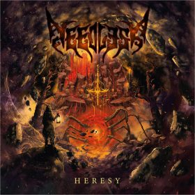 "NEEDLESS: Video-Clip vom neuen Thrash / Death Album ""Heresy"" aus Ungarn"