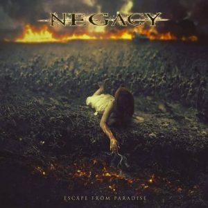 "NEGACY: Lyric-Video vom ""Escape from Paradise"" Album"