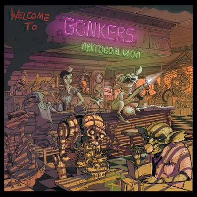 "NEKROGOBLIKON: Video-Clip vom ""Welcome to Bonkers"" Album"