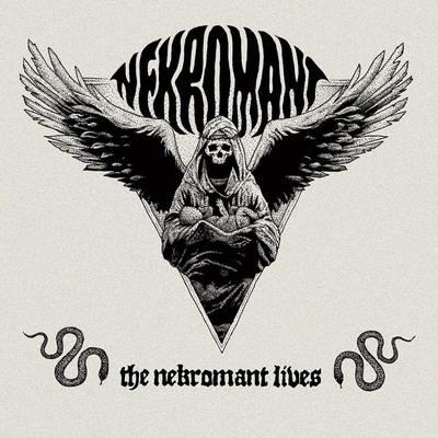 "NEKROMANT: streamen ""The Nekromant Lives"" Album"