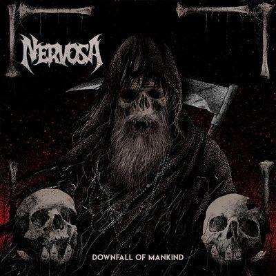 """NERVOSA: Lyric-Video vom """"Downfall Of Mankind"""" Album"""