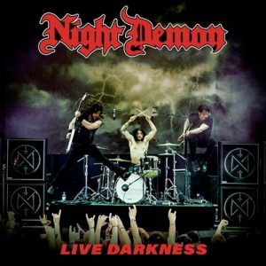 NIGHT-DEMON-live-Darkness-cover