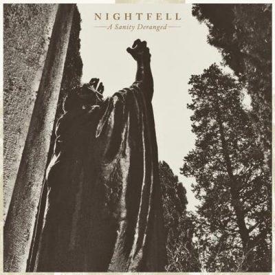 """NIGHTFELL: erster Track vom Blackened Death Album  """"A Sanity Deranged"""""""