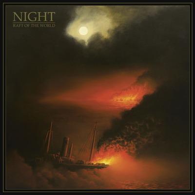 NIGHT: Raft Of The World