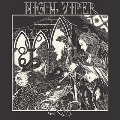 "NIGHT VIPER: Tour zum neuen Album ""Exterminator"""