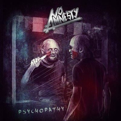 """NO AMNESTY: Lyric-Video vom """"Psychopathy""""-Album"""