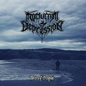 "NOCTURNAL DEPRESSION: Song vom neuen Black Metal Album ""Tides of Despair"""