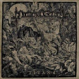 """NOCTURNAL GRAVES: weiterer Track vom """"Titan"""" Album"""