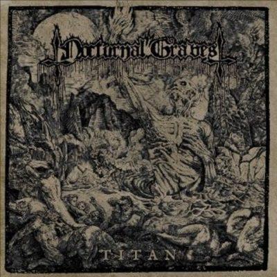"NOCTURNAL GRAVES: Track vom ""Titan"" Album"