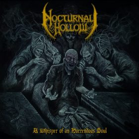 "NOCTURNAL HOLLOW: Track vom ""A Whispher of an Horrendous Soul"" Album"