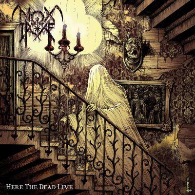 """NOX IRAE: Neue Death Metal EP """"Here The Dead Live"""" von erfahrenen Franzosen"""