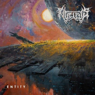 "NUCLEUS: kündigen Sci-Fi Death Metal Album ""Entity"" an"