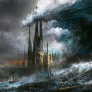 "NYKTOPHOBIA: Weiterer Song vom ""Fate of Atlantis"" Album"