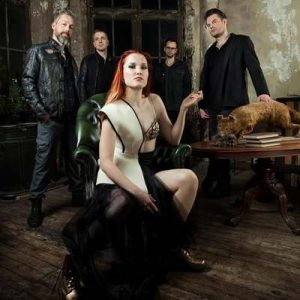 "NEMESEA: Video-Clip zu ""Dance In The Fire"""