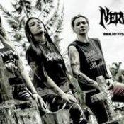 NERVOSA: nehmen zweites Album auf