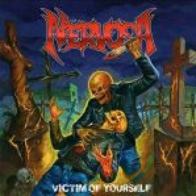 "NERVOSA: Debütalbum ""Victims Of Yourself"" im Februar 2014"
