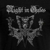 NIGHT IN GALES: Plattenvertrag bei Apostasy Records