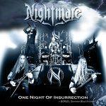 """NIGHTMARE: """"One Night Of Insurrection"""" – Details zur DVD; Clip online"""