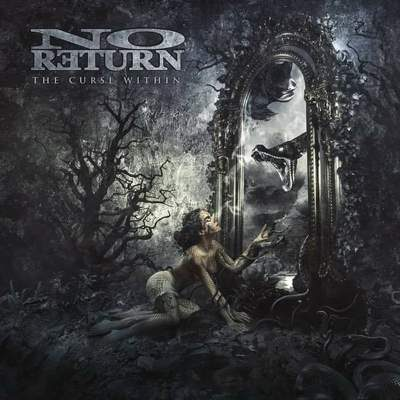 "NO RETURN: Lyric-Video vom ""The Curse Within""-Album"