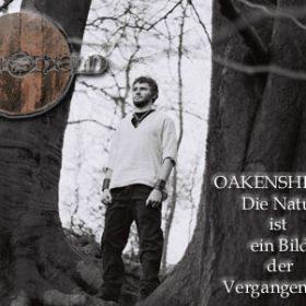OAKENSHIELD: Die Natur ist ein Bild der Vergangenheit