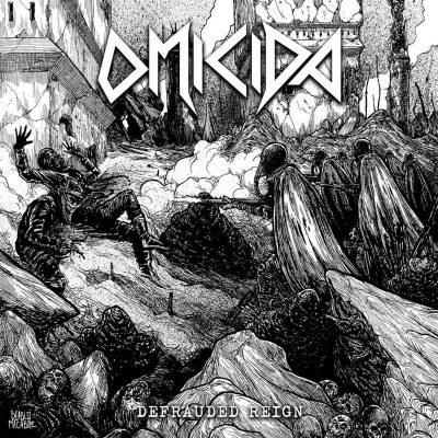 "OMICIDA: Video Clip vom Thrash-Album ""Defrauded Reign"""