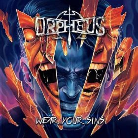 "ORPHEUS OMEGA: Neues Melodic Death Album  ""Wear Your Sins"""