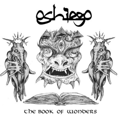 "OSHIEGO: Erster Track vom Death Metal Album ""The Book Of Wonders"""