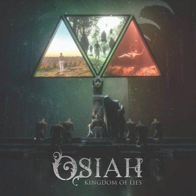 "OSIAH: Neues Deathcore-Album ""Kingdom of Lies"""