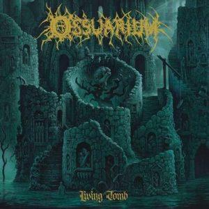 """OSSUARIUM: Doom-Death Album-Debüt """"Living Tomb"""""""