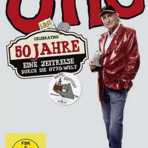 OTTO: 50 Jahre – Eine Zeitreise durch die Otto-Welt [2DVD]