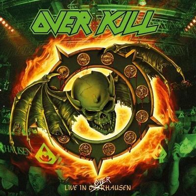 """OVERKILL: dritter Mitschnitt von  """"Live In Overhausen"""""""