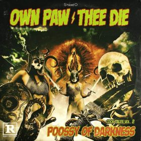 "OWN PAW THEE DIE: neue Southern Stoner EP ""Cock Tales, Vol.2 : Poossy Of Darkness"""