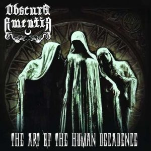 "OBSCURA AMENTIA: Lyric-Video vom ""The Art of the Human Decadence""-Album"