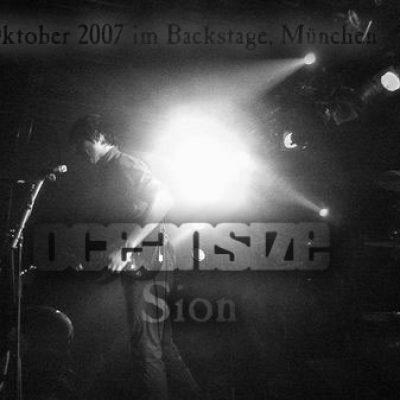 OCEANSIZE und SION am 29. Oktober 2007 im Backstage, München