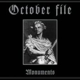 OCTOBER FILE: Monuments [EP]