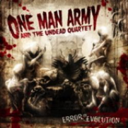 ONE MAN ARMY AND THE UNDEAD QUARTET: Error in Evolution