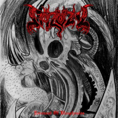 "PAZUZU: Re-Release vom Death-Doom Demo ""Revenant Of Blasphemies"" aus Costa Rica"