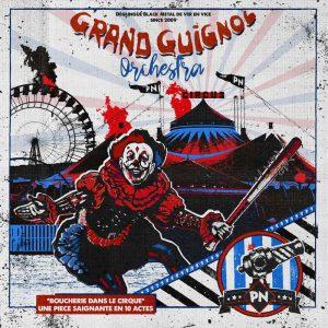 "PENSÉES NOCTURNES: streamen ""Grand Guignol Orchestra"" Album"