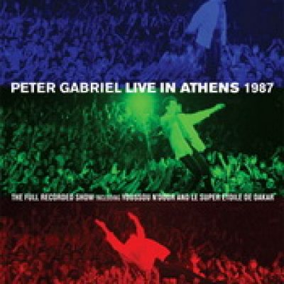 PETER GABRIEL: Live In Athens 1987 [2-DVD/Blu-Ray]