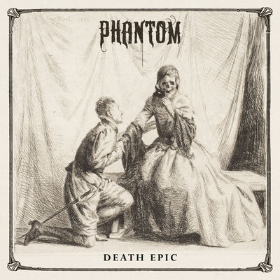 "PHANTOM: Lyric-Video vom ""Death Epic"" Album"