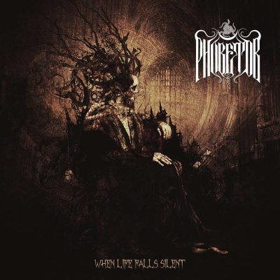 "PHOBETOR: neues Groove / Death Metal Album ""When Life Falls Silent"" aus London"