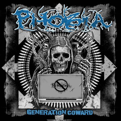 PHOBIA: Generation Coward [EP]